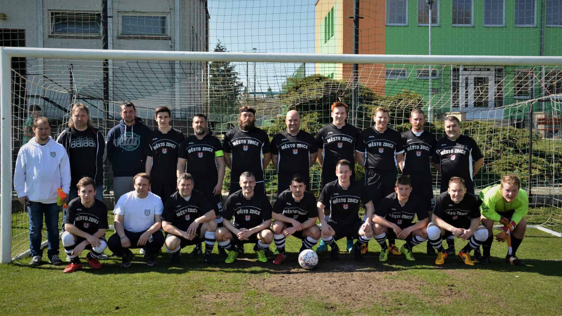 Read more about the article FK Olympie Zdice B – TJ a SK Tetín