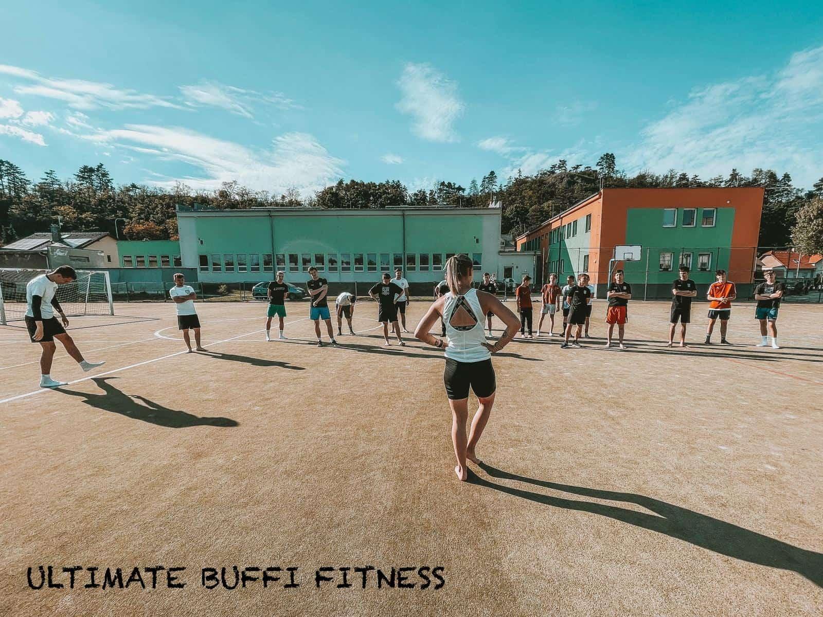 Read more about the article Dorost zlepšuje kondici s U.B.F. – Ultimate Buffi Fitness